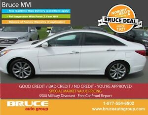 2013 Hyundai Sonata LIMITED 2.0L 4 CYL TURBO AUTOMATIC FWD 4D SE