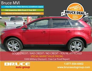 2011 Ford Edge Limited 3.5L 6 CYL AUTOMATIC AWD NAVIGATION, LEAT