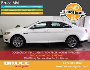 2011 Ford Taurus LIMITED 3.5L 6 CYL AUTOMATIC AWD HEATED/COOLED