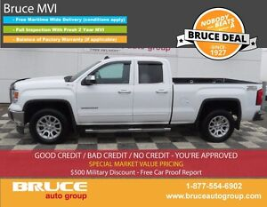 2014 GMC Sierra 1500 Z71 SLE 5.3L 8 CYL AUTOMATIC 4X4 EXTENDED C