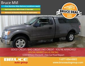2009 Ford F-150 XLT 4.6L 8 CYL ROMEO AUTOMATIC RWD REGULAR CAB