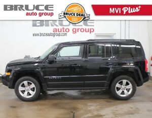 2013 Jeep Patriot NORTH 2.4L 4 CYL CVT - BLUETOOTH / SATELLITE R