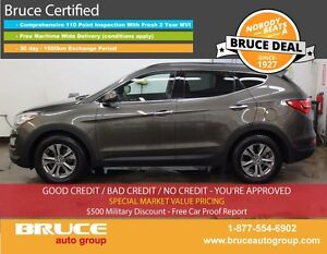 2014 Hyundai Santa Fe SPORT PREMIUM 2.4L 4 CYL AUTOMATIC FWD ?SA