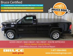 2014 GMC Sierra 1500 Z71 SLE 5.3L 8 CYL AUTOMATIC 4X4 REGULAR CA