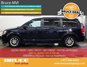 2013 Dodge Grand Caravan R/T 3.6L 6 CYL AUTOMATIC FWD - 7 PASSEN