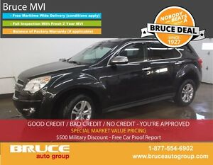 2011 Chevrolet Equinox LT 2.4L 4 CYL AUTOMATIC AWD REMOTE VEHICL