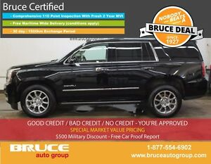 2015 GMC Yukon Denali 6.2L 8 CYL AUTOMATIC AWD FULLY LOADED, HEA