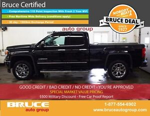 2015 GMC Sierra 1500 SLT Z71 5.3L 8 CYL AUTOMATIC 4X4 EXTENDED C