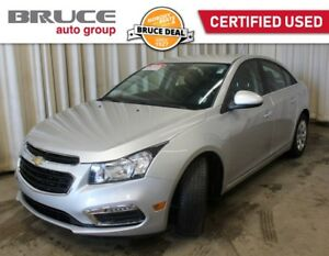 2016 Chevrolet Cruze LT - REMOTE START / BLUETOOTH / REAR CAMERA