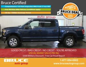 2016 Ford F-150 XLT 3.5L 6 CYL AUTOMATIC 4X4 SUPERCREW SATELLITE
