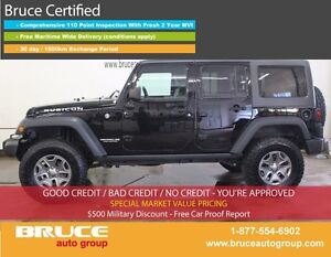 2016 Jeep Wrangler LIFTED RUBICON!!!!!! 3 INCH LIFT KIT, 33 INCH