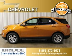 2018 Chevrolet Equinox LT 1.5L 4 CYL TURBO AUTOMATIC AWD