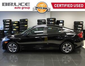 2016 Honda Civic LX - HEATED SEATS / POWER PACKAGE / REAR CAMERA