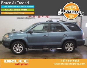 2006 Acura MDX TECHNOLOGY 3.5L 6 CYL AUTOMATIC 4WD