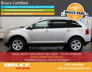 2013 Ford Edge SEL 3.5L 6 CYL AUTOMATIC FWD PANORAMIC SUN ROOF,