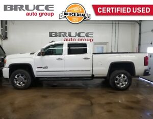 2016 GMC Sierra 3500 HD Z71 SLT - LEATHER INTERIOR / 4X4 / REAR