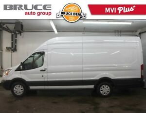 2017 Ford TRANSIT XL 3.5L 6 CYL AUTOMATIC RWD CARGO VAN High Roo