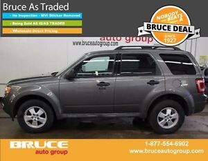2009 Ford Escape XLT 2.5L 4 CYL AUTOMATIC AWD