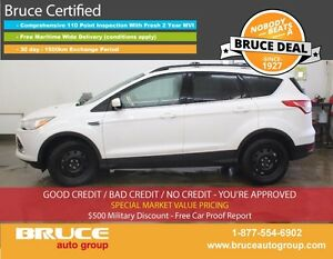 2015 Ford Escape SE 2.0L 4 CYL AUTOMATIC 4WD NAVIGATION, HEATED