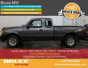 2008 Ford Ranger XL 4.0L 6 CYL AUTOMATIC 4X4 SUPERCAB