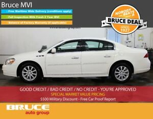 2010 Buick Lucerne CXL 3.9L 6 CYL AUTOMATIC FWD 4D SEDAN LEATHER