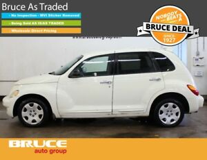2005 Chrysler PT Cruiser 2.4L 4 CYL AUTOMATIC FWD 5D HATCHBACK