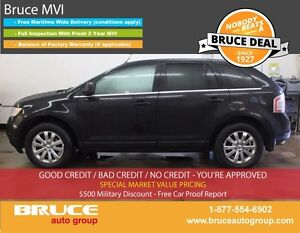 2008 Ford Edge LIMITED 3.5L 6 CYL AUTOMATIC AWD PREMIUM SOUND SY