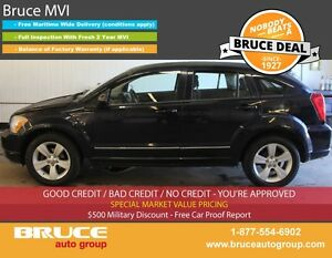 2011 Dodge Caliber SXT 2.0L 4 CYL CVT FWD 5D HATCHBACK HEATED SE