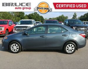 2015 Toyota Corolla LE ECO - BLUETOOTH / HEATED SEATS / REAR CAM