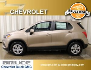 2018 Chevrolet Trax LS 1.4L 4 CYL TURBOCHARGED AUTOMATIC FWD