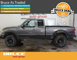 2010 Ford Ranger SPORT 4.0L 6 CYL AUTOMATIC 4X4 SUPERCAB