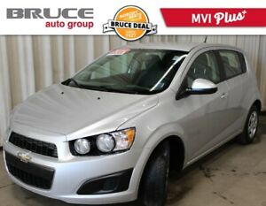 2014 Chevrolet Sonic LS - BLUETOOTH / MANUAL / KEYLESS ENTRY