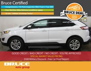 2016 Ford Edge SEL 2.0L 4 CYL ECOBOOST AUTOMATIC AWD NAVIGATION,