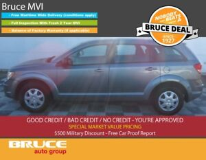 2010 Dodge Journey SE 2.4L 4 CYL AUTOMATIC FWD