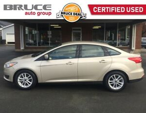 2017 Ford Focus SE - REMOTE START / HEATED SEATS / REAR CAMERA