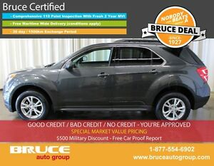 2017 Chevrolet Equinox LT 2.4L 4 CYL AUTOMATIC AWD REMOTE START,