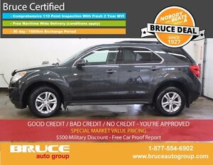 2014 Chevrolet Equinox LT 2.4L 4 CYL AUTOMATIC AWD TOUCH SCREEN