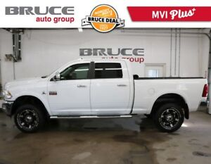 2010 Dodge Ram 3500 LARAMIE - LEATHER INTERIOR / 4X4 / NAVIGATIO