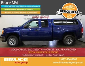 2013 GMC Sierra 1500 SLE 4.8L 8 CYL AUTOMATIC RWD EXTENDED CAB S