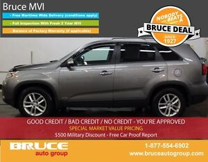 2014 Kia Sorento LX 3.3L 6 CYL AUTOMATIC AWD SATELLITE RADIO, PA