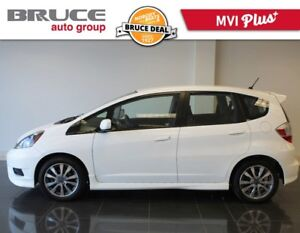 2014 Honda Fit SPORT - BLUETOOTH / CRUISE / POWER PACKAGE