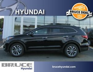 2017 Hyundai Santa Fe XL LUXURY 3.3L 6 CYL AUTOMATIC AWD