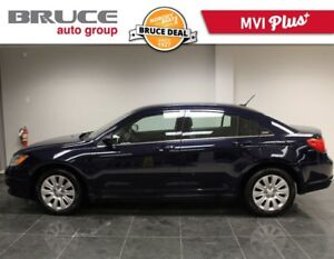 2013 Chrysler 200 LX- LOW KM'S / POWER PACKAGE / KEYLESS ENTRY