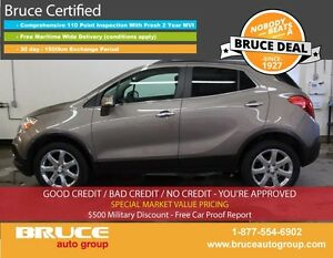 2014 Buick Encore CXL 1.4L 4 CYL TURBOCHARGED AUTOMATIC AWD HEAT