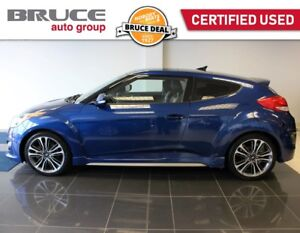 2016 Hyundai Veloster TURBO - SUN ROOF / LEATHER INTERIOR / NAVI