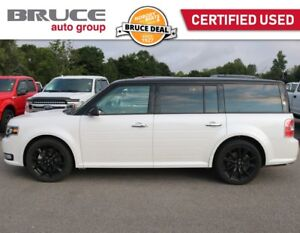2017 Ford Flex LIMITED - NAVIGATION / LEATHER SEATS / AUTO START