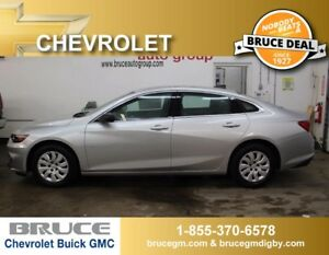 2016 Chevrolet Malibu L 1.5L 4 CYL TURBO AUTOMATIC FWD 4D SEDAN