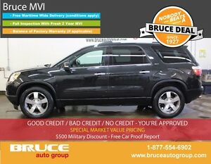 2012 GMC Acadia SLT 3.6L 6 CYL AUTOMATIC AWD #1 VALUE IN CANADA