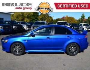 2015 Mitsubishi Lancer SE - LEATHER INTERIOR / 4WD / SUN ROOF