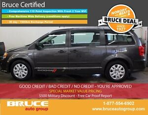 2016 Dodge Grand Caravan SE 3.6L 6 CYL AUTOMATIC FWD - 7 PASSENG